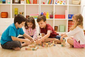 Jocuri educative pentru o dezvoltare armonioasă a copilului